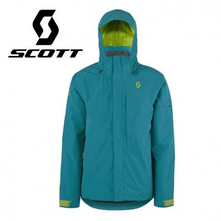 Veste de ski SCOTT Terrain Dryo Bleu Hommes