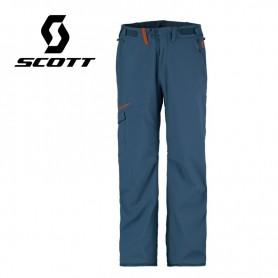 Pantalon de ski SCOTT Terrain Dryo Bleu Oxford Homme