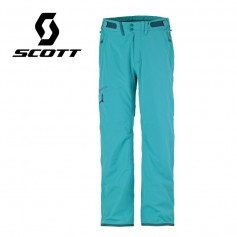 Pantalon de ski SCOTT Terrain Dryo Bleu Mer Homme