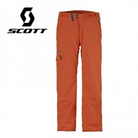 Pantalon de ski SCOTT Terrain Dryo Orange Homme