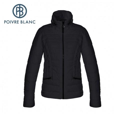 Blouson de ski POIVRE BLANC WO Ski Jacket Noire Femme