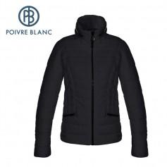 Blouson de ski POIVRE BLANC W16-1004 WO Noire Femme