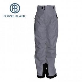 Pantalon de ski POIVRE BLANC JRBY Ski Pant Gris Garçon
