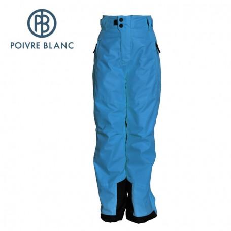 Pantalon de ski POIVRE BLANC JRBY Ski Pant Bleu Garçon