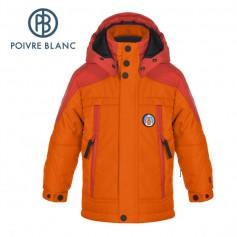 Veste de ski POIVRE BLANC W16-0900 BBBY Orange BB Garçon