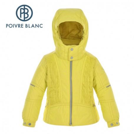 Veste de ski POIVRE BLANC BBGL Ski Jacket Jaune BB Fille