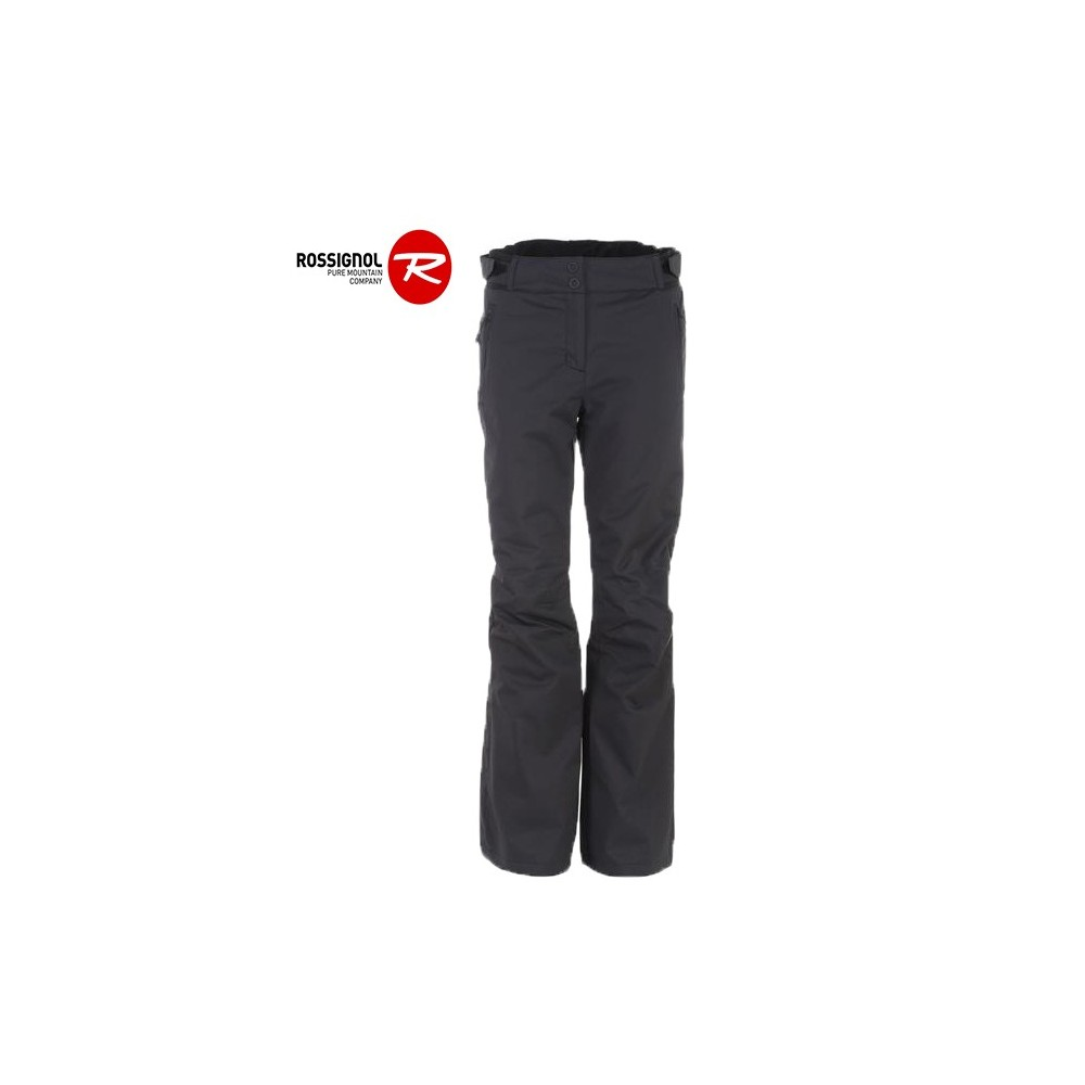 Pantalon de ski ROSSIGNOL MOONRISE femme noir