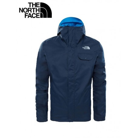 veste 3 en 1 north face tanken triclimate bleu. Black Bedroom Furniture Sets. Home Design Ideas