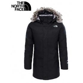 Parka North Face Artic  noir fille