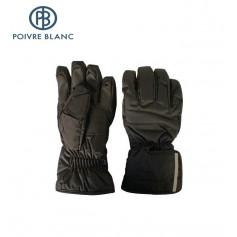 Gants de ski POIVRE BLANC Liric Noir Fille