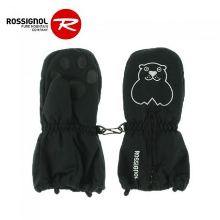 Moufles de ski ROSSIGNOL Crimson Noir Junior