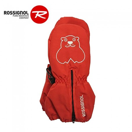 Moufles de ski ROSSIGNOL Crimson Rouge Junior