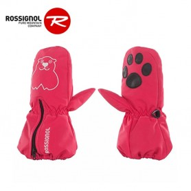Moufles de ski ROSSIGNOL Crimson Rose Junior
