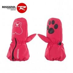 Moufles de ski ROSSIGNOL Crimson Rose Junior
