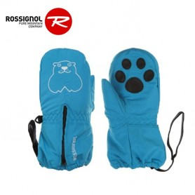 Moufles de ski ROSSIGNOL Crimson Bleu Junior