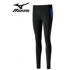 Collant long MIZUNO BG3000 Long Tights Noir Femme