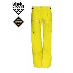 Pantalon de randonnée BLACK CROWS Ventus Jaune Femme