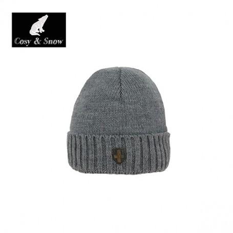 Bonnet de ski COSY & SNOW Picho gris