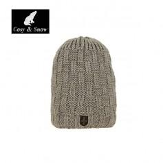 Bonnet de ski Cosy&Snow Yann Naturel Unisexe