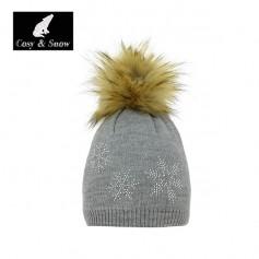 Bonnet COSY & SNOW Veronica Gris Femme