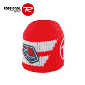 Bonnet Rossignol World cup rouge