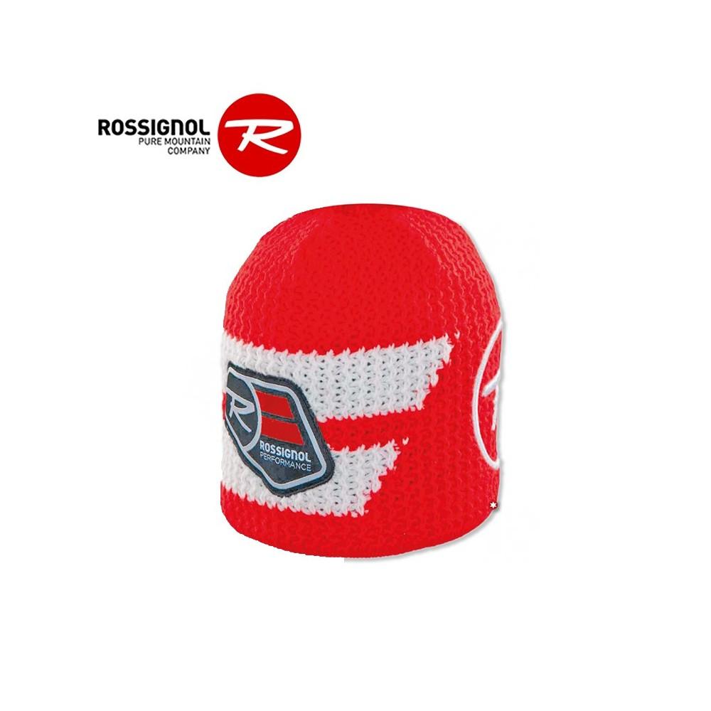 Bonnet Rossignol World cup rouge