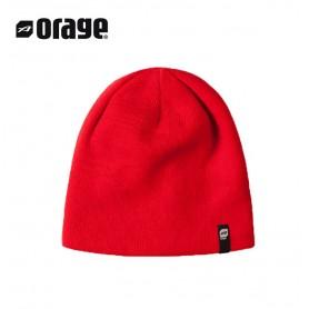 Bonnet Orage Beanie rouge