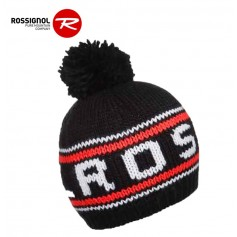Bonnet de ski ROSSIGNOL Rony Noir Unisexe