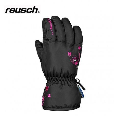 Gant de ski Reusch maisie R-tex fille noir