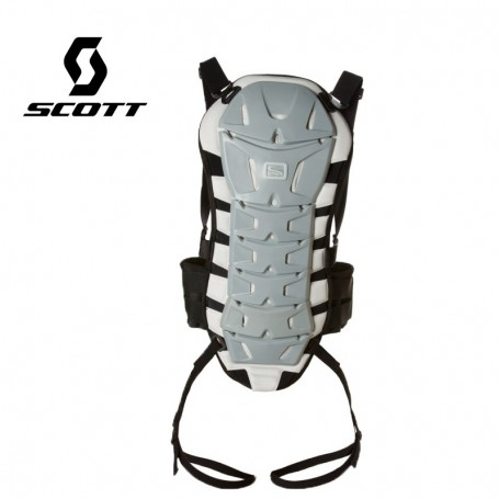 Protection dorsale SCOTT Back protector compression reducer Gris Unisexe