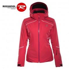 Veste de ski ROSSIGNOL Savory STR Framboise Femme