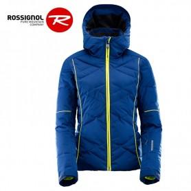 Blouson de ski ROSSIGNOL Stormy Oxford Bleu femme