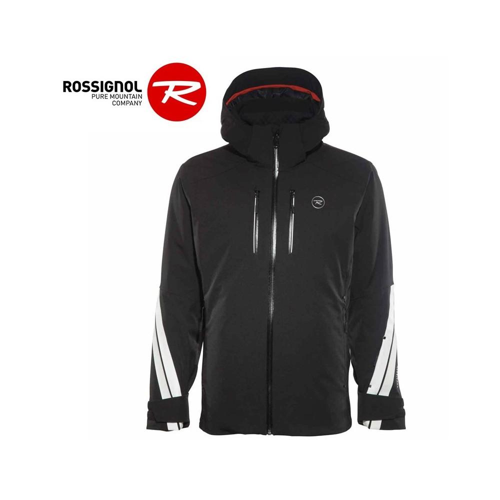 Veste de ski ROSSIGNOL Hereos STR Noir Hommes