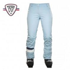 Pantalon de ski ROSSIGNOL 1907 Anna Bleu ciel Femmes