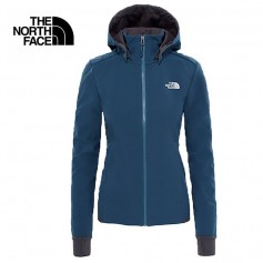 Veste softshell THE NORTH FACE Motili Bleu foncé Femme