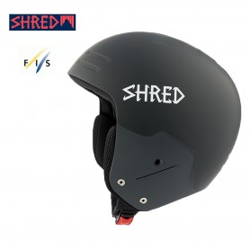 Casque de ski SHRED Basher Noshock Blackout Noir Unisexe