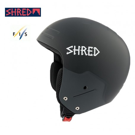 Casque de ski SHRED Basher Noshock Blackout Noir Unisexe