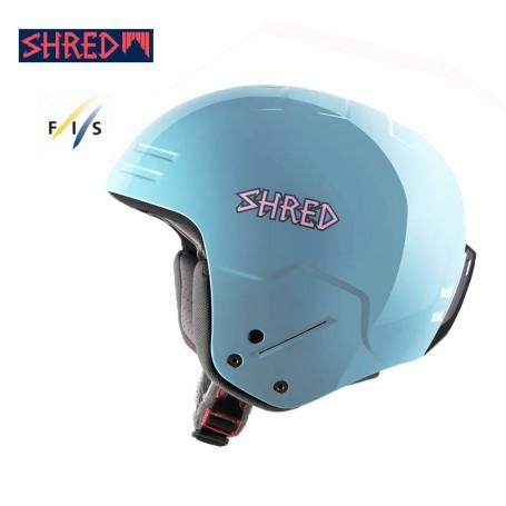 Casque de ski SHRED Basher Frosting Bleu Femme