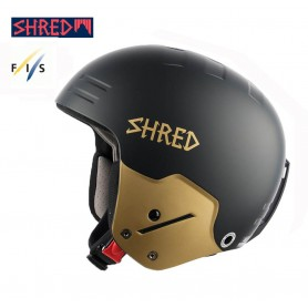 Casque de ski SHRED Basher Ultimate LG Noir / Or Unisexe