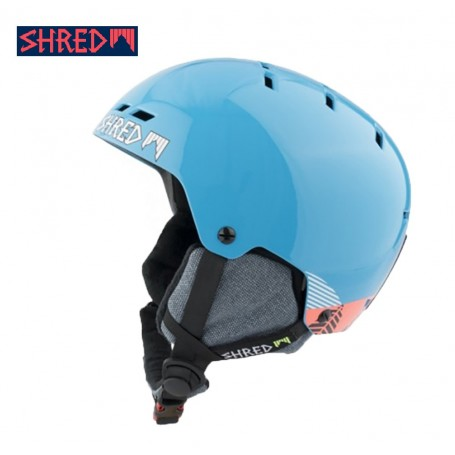 Casque de ski SHRED Bumper Noshock Timber Bleu Unisexe