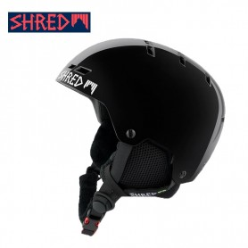 Casque de ski SHRED Bumper Eclipse Noir Unisexe