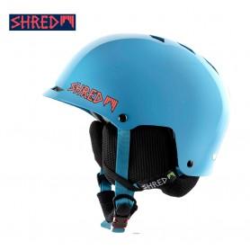 Casque de ski SHRED Half Brain Skyward Blue Unisexe