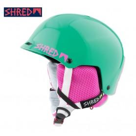 Casque de ski SHRED Half Brain Mint Menthe Unisexe