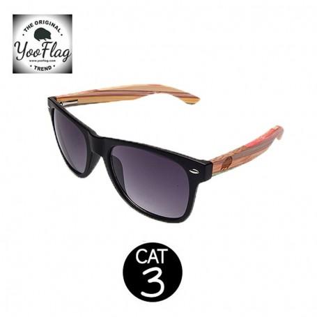 86c7012d228de Lunettes de soleil YOOFLAG Tenessee Unisexe Cat.3