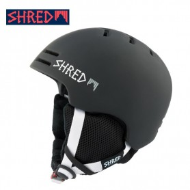 Casque de ski SHRED Slam Cap Noshock Slash Noir Unisexe
