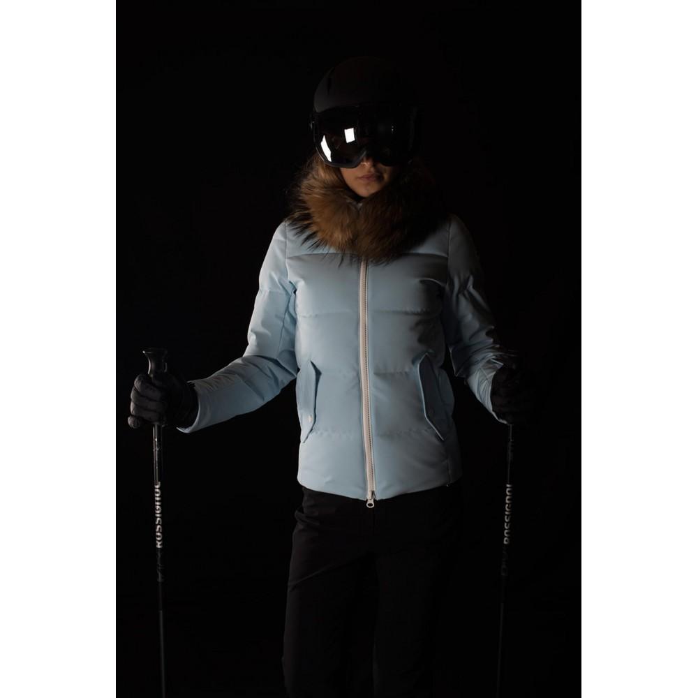 doudoune de ski rossignol aura femme a un prix exceptionnel. Black Bedroom Furniture Sets. Home Design Ideas
