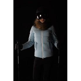 Doudoune de ski ROSSIGNOL 1907 Aura Noir Femmes