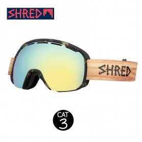 Masque de ski SHRED Smartefy Shnerdwood Bois Unisexe CBL Cat.3