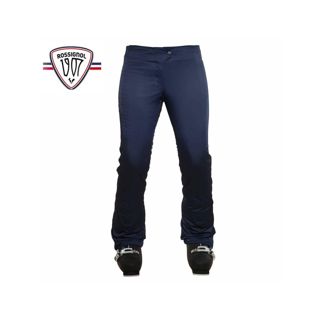 Pantalon de ski ROSSIGNOL 1907 Eclipse Bleu Femmes