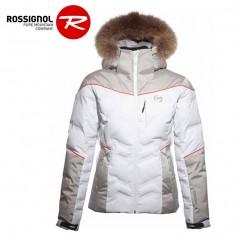 Doudoune de ski ROSSIGNOL Serenity Blanc Femme